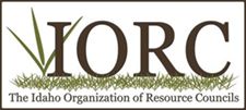 Idaho Organization of Resource Councils logo
