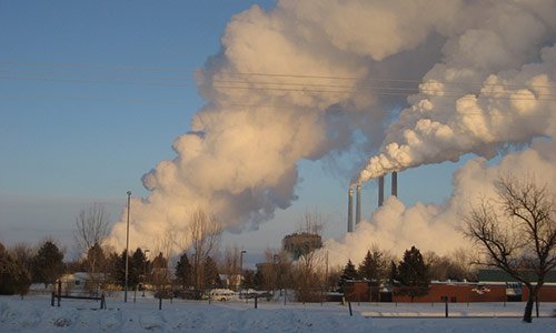 Coal-burning plant to shut down 2 units and clean up pollution