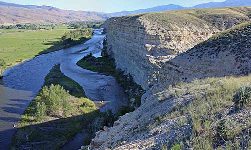 Tyler family in Lemhi Valley protects ranch's salmon habitat