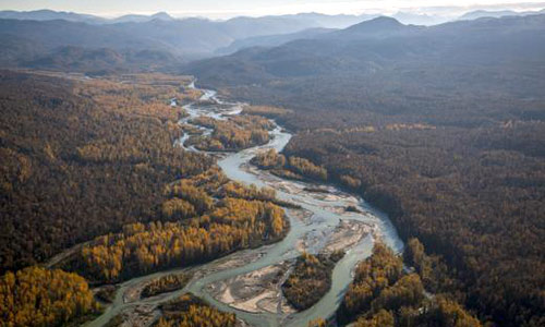 Alaska's Susitna River to remain wild and free-flowing